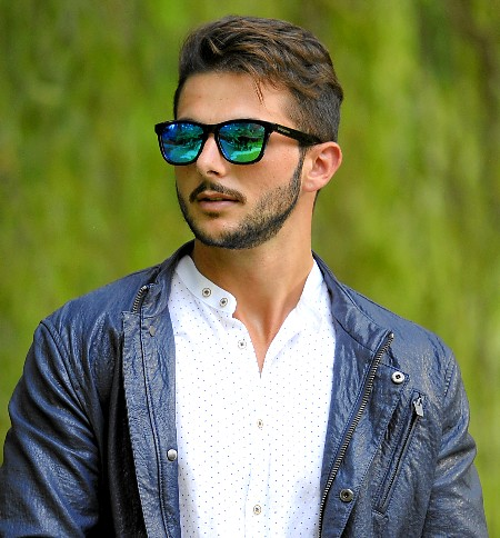 on feet at elegant shoes outlet store sale sl12_sensolatino-sunglasses-serie-italia-positano-with-blue ...