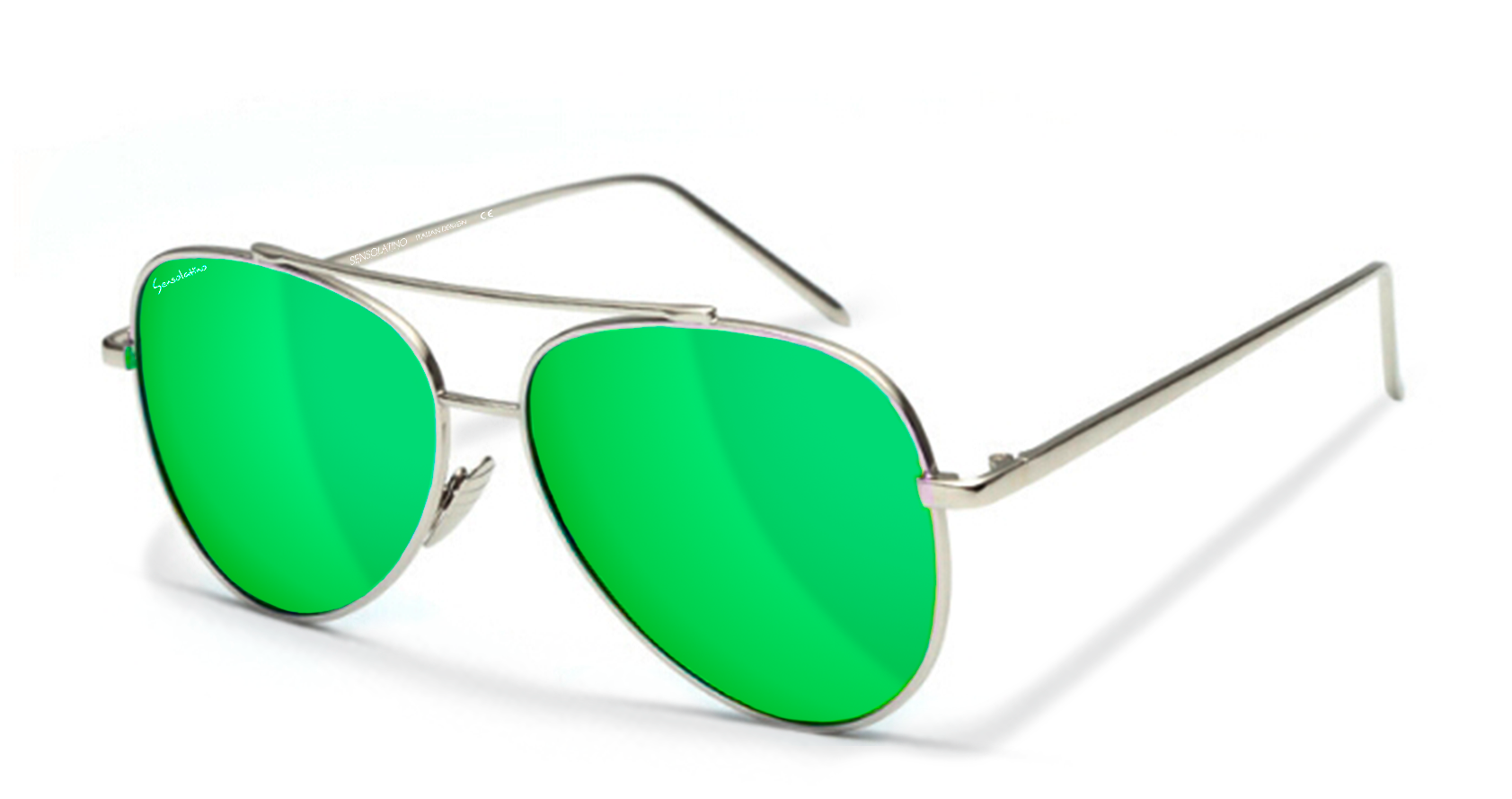 c9ae2b74883bc AVIANO LARGE WITH GREEN POLARIZED LENSES