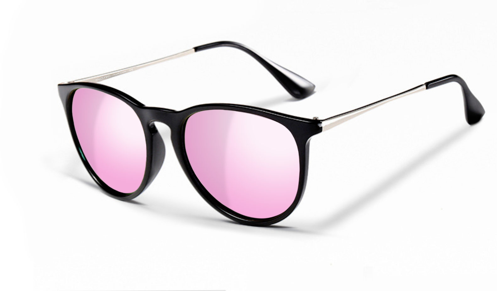 424f4ed2ad PARIS WITH PINK MIRRORED LENSES