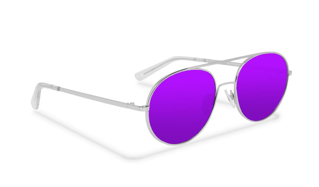 SL11SS_Sensolatino Sunglasses Serie SANTORINI WITH VIOLETTE POLARIZED LENSE