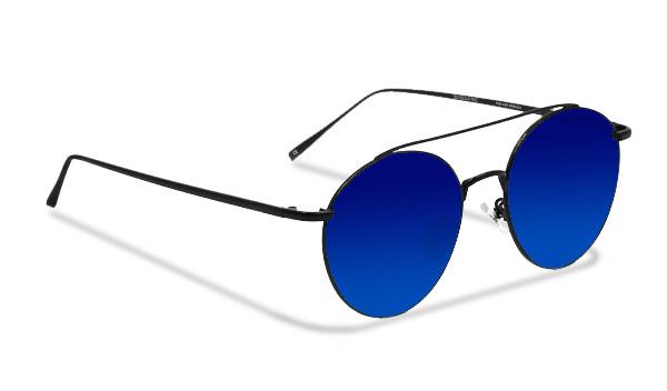 SLMY04_Sensolatino Sunglasses Serie Italia MYKONOS WITH BLUE POLARIZED LENSES