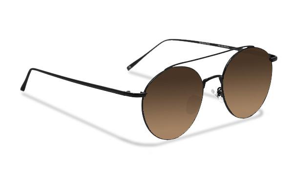 SLMY14_Sensolatino Sunglasses Serie Italia MYKONOS WITH BROWN POLARIZED LENSES