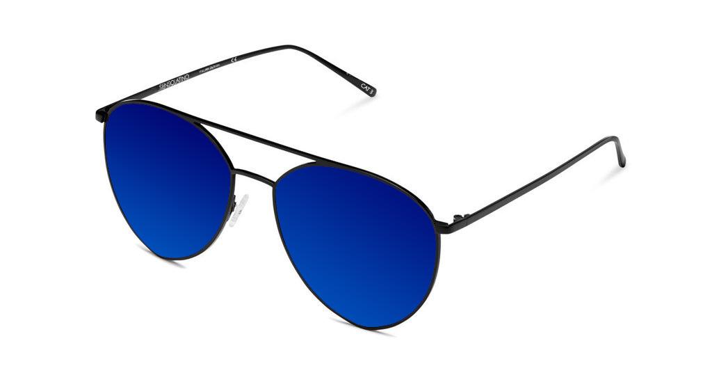 SLP04_SensolAtino Sunglasses Serie Portocervo WITH BLUE POLARIZED LENSES