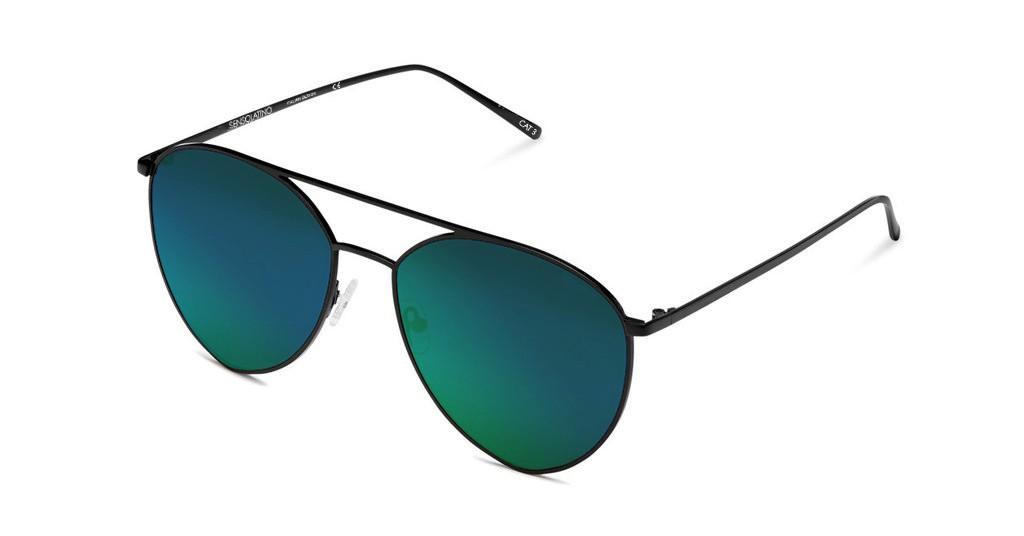 SLP11_Sensolatino Sunglasses Serie Portocervo WITH BLUEGREEN POLARIZED LENSES