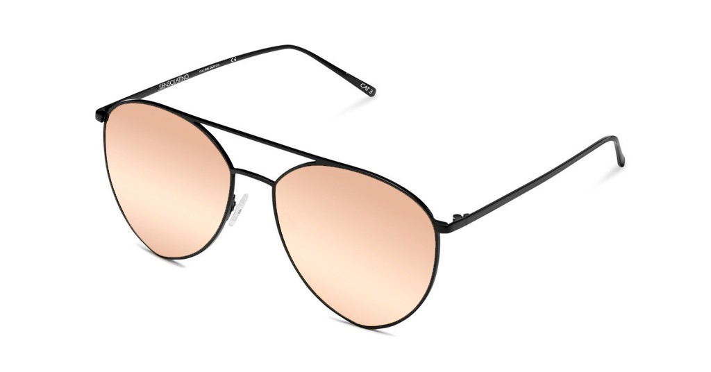 SLP13_Sensolatino Sunglasses Serie Portocervo WITH FUCHSIA POLARIZED LENSES