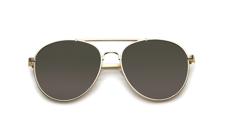 SLPS01_Sensolatino Sunglasses Serie Positano WITH BLACK POLARIZED LENSES