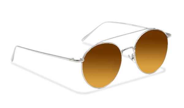 SLM01_Sensolatino Sunglasses Serie Monaco BROWN GRADIENT POLARIZED LENSES