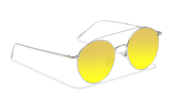 SLM01_Sensolatino Sunglasses Serie Monaco GOLD POLARIZED LENSES