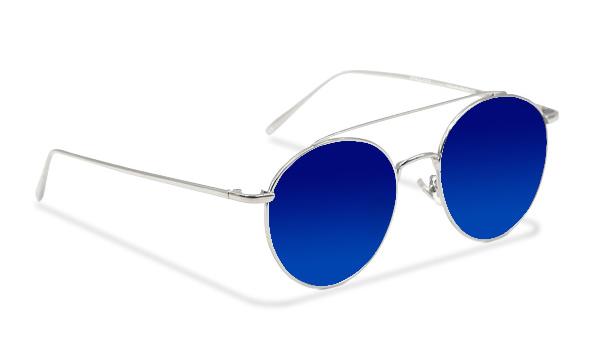 SLM03_Sensolatino Sunglasses Serie Monaco BLUE POLARIZED LENSES