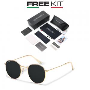 Sensolatino_Sunglasses_Napoli_Gold_Coloured_Frame_with_Black_Polarised_Lenses.png