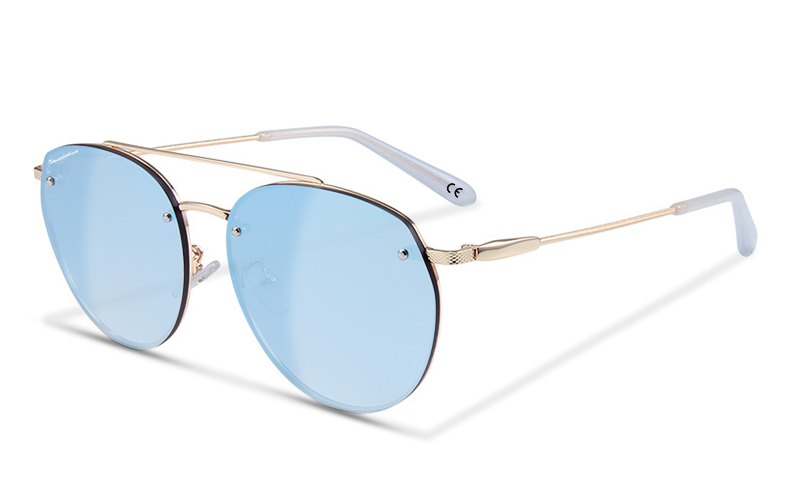 SLMAU04_644925933878_SENSOLATINO_SUNGLASSES_MAURITIUS_WITH_GOLD_FRAME_ICEBLUE_MIRRORED_POLARIZED_LENSES_F