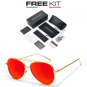 Sensolatino_Sunglasses_Aviano_Large_Gold_Coloured_Frame_with_Red_Polarised_Lenses.png