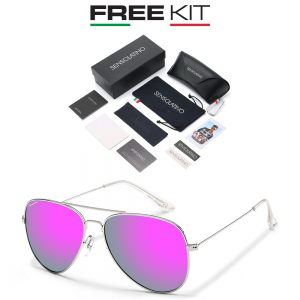 Sensolatino_Sunglasses_Aviano_Large_Silver_Coloured_Frame_with_Pink_Polarised_Lenses-1.png