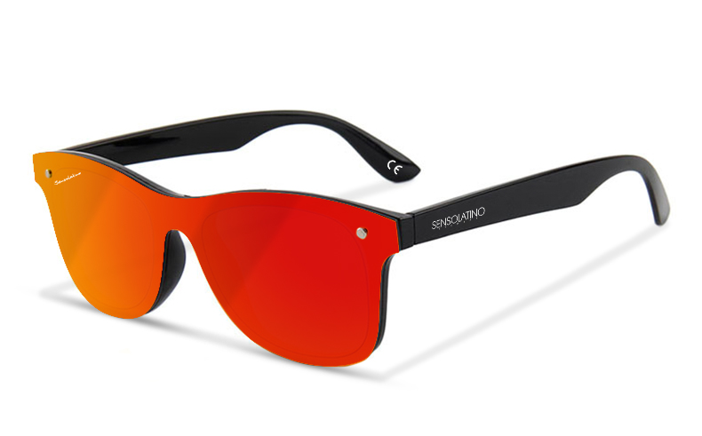 SLRI05_644925934028_SENSOLATINO_SUNGLASSES_RIMINI_WITH_BLACK_FRAME_ORANGE_MIRRORED_POLARIZED_LENSES_F