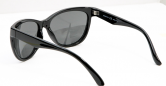 SENSOLATINO 768563624926 MADE IN ITALY MOD. PISCOPO POLISHED BLACK FRAME WITH BLACK LENSES (3)